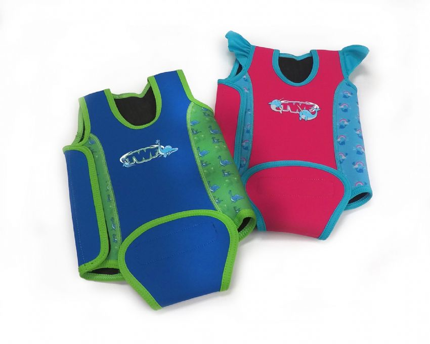 TWF  BABY WRAP WETSUIT